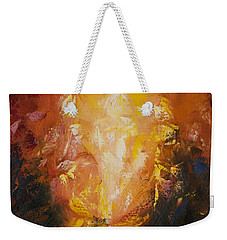Transfiguration Weekender Tote Bag