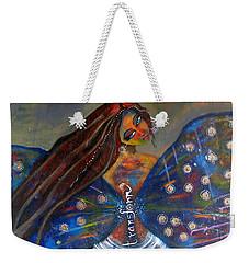Transform Weekender Tote Bag by Prerna Poojara