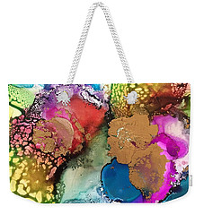 Transformation Weekender Tote Bag by Tara Moorman