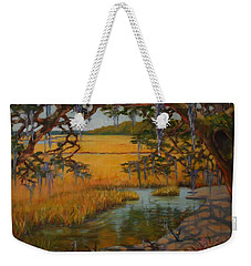Transition  Weekender Tote Bag by Dorothy Allston Rogers