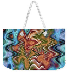 Transition Flow Weekender Tote Bag