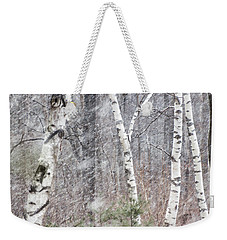 Transition, Spring Squall 3 - Weekender Tote Bag