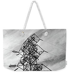 Transmission Tower No. 1-1 Weekender Tote Bag