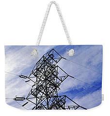 Transmission Tower No. 1 Weekender Tote Bag