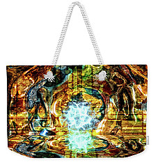 Transmutation Weekender Tote Bag