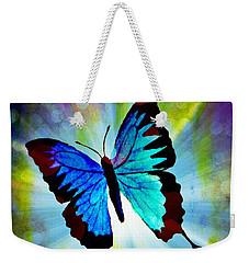 Transformation Weekender Tote Bag by Leanne Seymour