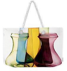 Transparencies Weekender Tote Bag