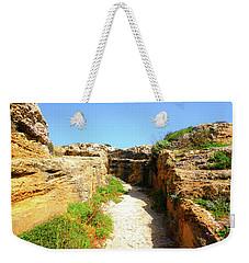 Trapani Sunny Road Weekender Tote Bag