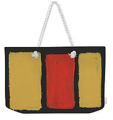 Trapped In Naples Weekender Tote Bag by Phil Strang