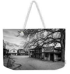 Trapper Street Weekender Tote Bag