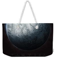 Trappist-1h Weekender Tote Bag