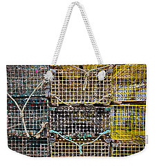 Traps And Knots Weekender Tote Bag