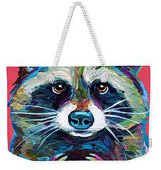 Trash Panda Weekender Tote Bag
