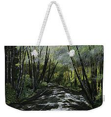 Trask River Weekender Tote Bag