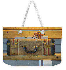 Travel Weekender Tote Bag