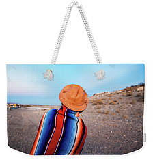 Traveler Weekender Tote Bag by Evgeniya Lystsova