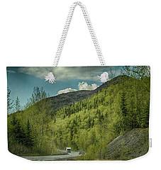 Traveling Alaska   Weekender Tote Bag