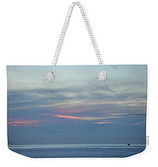 Weekender Tote Bag featuring the photograph Traveling Between Here And There 2 by Ronda Broatch