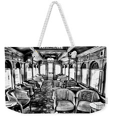 Weekender Tote Bag featuring the photograph Traveling In Style by Paul W Faust - Impressions of Light