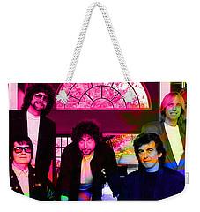 Traveling Wilburys Weekender Tote Bag