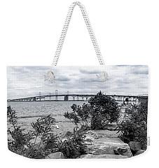 Traversing The Chesapeake Weekender Tote Bag