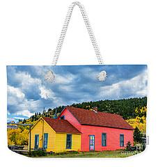 Tre Colore Weekender Tote Bag