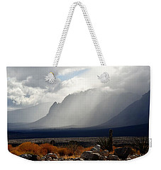 Tread Lightly Weekender Tote Bag by John Glass