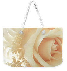 Tread Softly Weekender Tote Bag