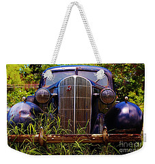 Treasure In The Grass Weekender Tote Bag by Craig Wood