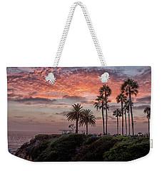 Treasure Island Sunset Weekender Tote Bag