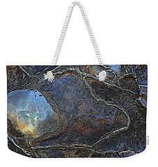 Treasure Trails Weekender Tote Bag by Todd Breitling