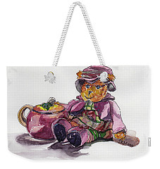 Treasures In Pink Weekender Tote Bag