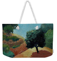 Tree Alone Weekender Tote Bag