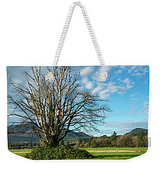 Tree And Sky Weekender Tote Bag