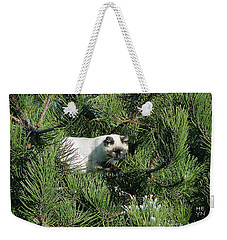 Tree Bandit Weekender Tote Bag