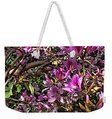 Tree Beauty 4 Weekender Tote Bag