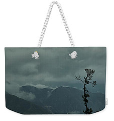Tree. Bright Light Weekender Tote Bag by Rajiv Chopra