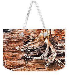 Tree By The Ocean 1 Weekender Tote Bag