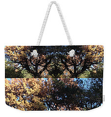 Tree Chandelier Weekender Tote Bag