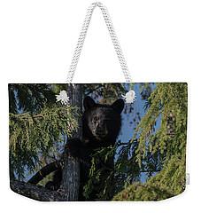 Tree Climbers Weekender Tote Bag by Rod Wiens