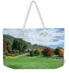 Tree Color Pop Weekender Tote Bag
