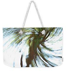 Tree Diptych 1 Weekender Tote Bag