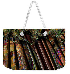 Tree Farm Weekender Tote Bag by Steve Sperry