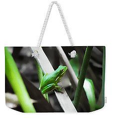 Tree Frog Weekender Tote Bag