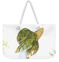Tree Hat Weekender Tote Bag