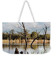 Weekender Tote Bag featuring the photograph Tree Image by Douglas Barnard