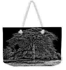 Tree In England Weekender Tote Bag