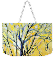 Tree In Thicket Weekender Tote Bag
