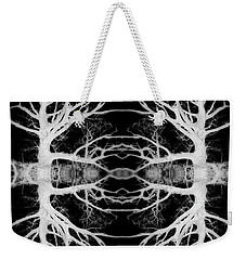 Tree Kaleidescope  Weekender Tote Bag