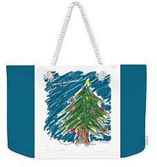 Tree Weekender Tote Bag